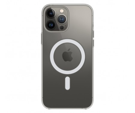 Чехол для Apple iPhone 13 Pro Max Clear Case with MagSafe (MM313)