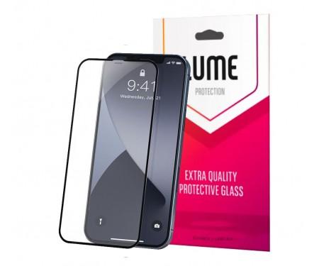 Защитное стекло для iPhone 13 Mini LUME Protection Black