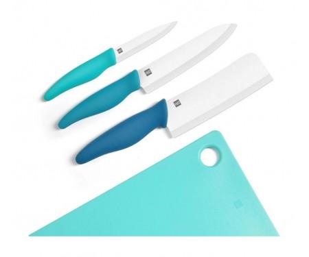 Набор керамических ножей с доской Xiaomi HuoHou (HU0020)
