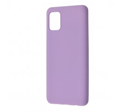 Чехол для Samsung Galaxy A03s WAVE Colorful Case Black Currant