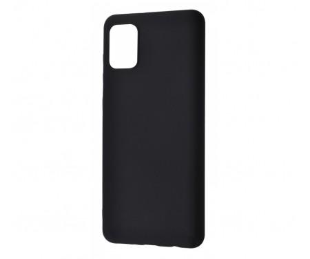 Чехол для Samsung Galaxy A03s WAVE Colorful Case Black