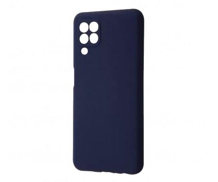 Чехол для Samsung Galaxy M32 WAVE Colorful Case Midnight Blue