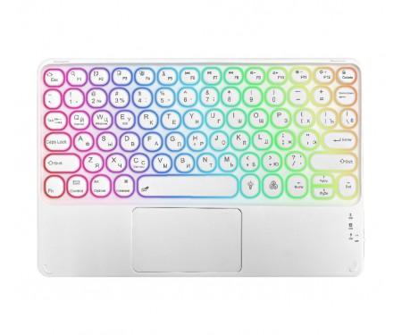 Клавиатура AIRON Easy Tap 2 Bluetooth White (4822352781089)