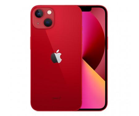 Смартфон Apple iPhone 13 128GB Dual Sim PRODUCT RED (MLDX3)