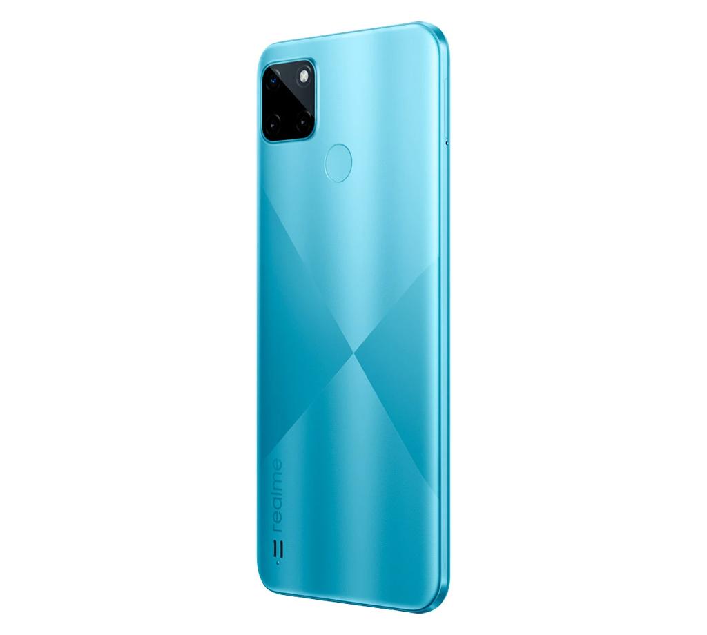 Смартфон realme C21Y 4/64GB Cross Blue (RMX3261)