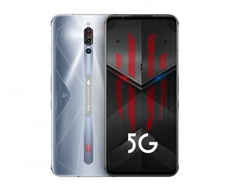 Смартфон ZTE nubia Red Magic 5S 8/128GB Silver