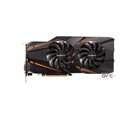 GIGABYTE GeForce GTX 1070 WINDFORCE OC (GV-N1070WF2OC-8GD)
