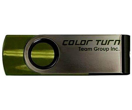 Team Group Color Turn 16Gb (Green)