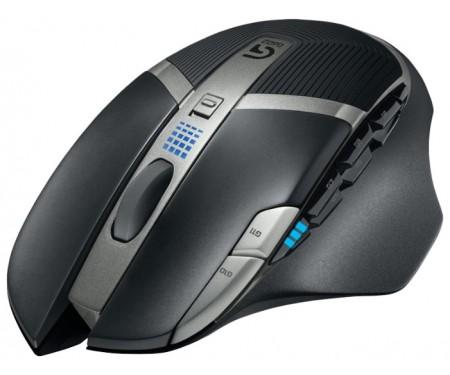 Мышь Logitech G602 Wireless gaming mouse (910-003822)