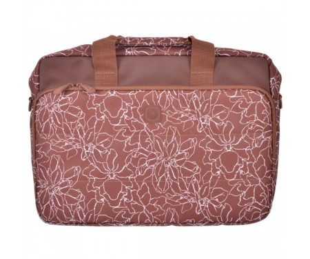 Сумка для ноутбука Continent CC-032 Brownprints