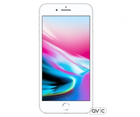 Apple iPhone 8 Plus 64GB (Silver) (MQ8M2)