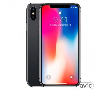 Apple iPhone X 256GB (Space Gray)