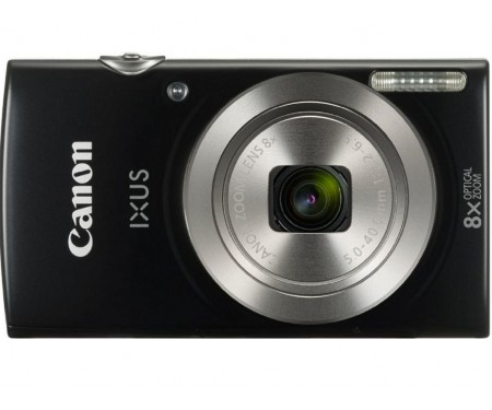 Фотоаппарат Canon Digital IXUS 185 Black