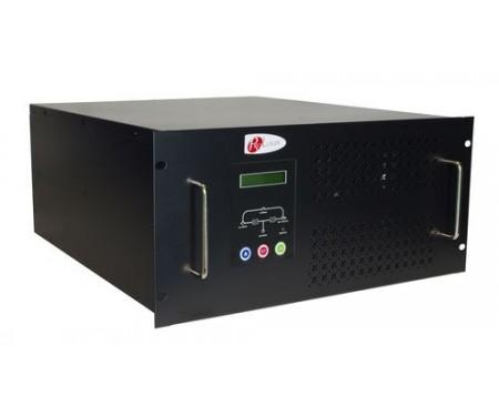 ИБП (UPS) непрерывного действия (online) PrologiX Expert 6kVA/4200W RM 6U+3U