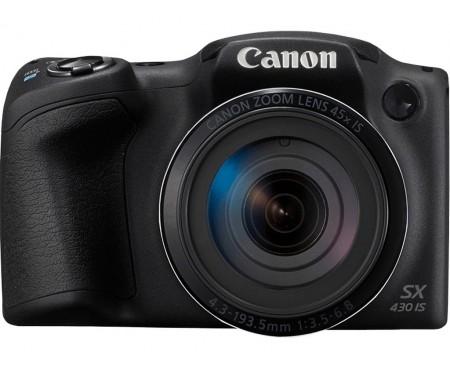 Фотоаппарат Canon PowerShot SX430 IS Black