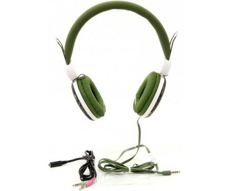 Телефoнная гарнитура PrologiX MH-A920M Green