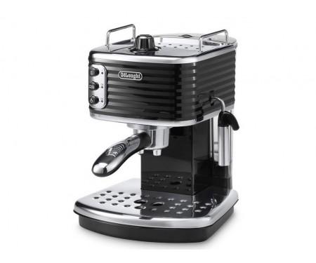 Кофеварка Delonghi Scultura ECZ 351 BK