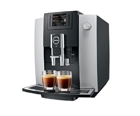Кофеварка Jura E6 Platin