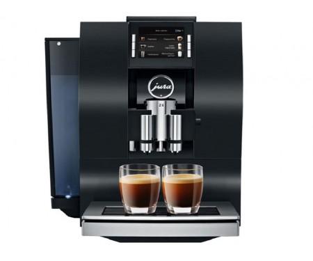 Кофеварка JURA Z6 Aluminium Black
