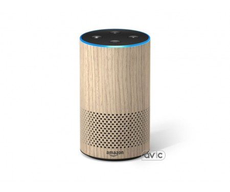 Amazon Echo 2 (Oak Finish)