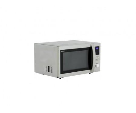Микроволновая печь SHARP R982STWE silver