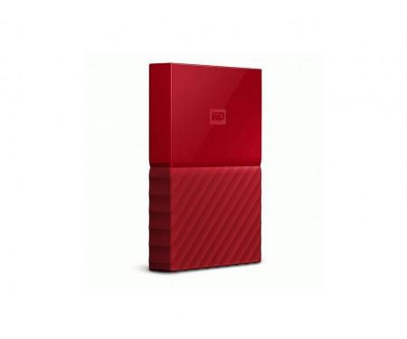 WD My Passport Red (WDBYNN0010BRD)