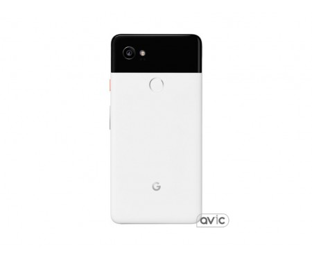 Google Pixel 2 XL 128GB Black&White