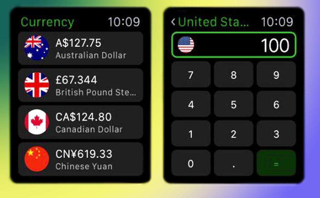 Скачать приложения для Apple Watch
