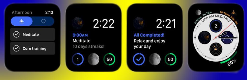 Лучшие приложения для умных часов