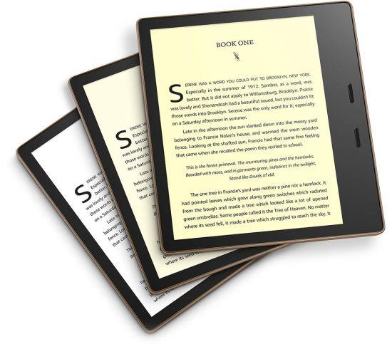 Amazon Kindle Oasis (10th Gen)