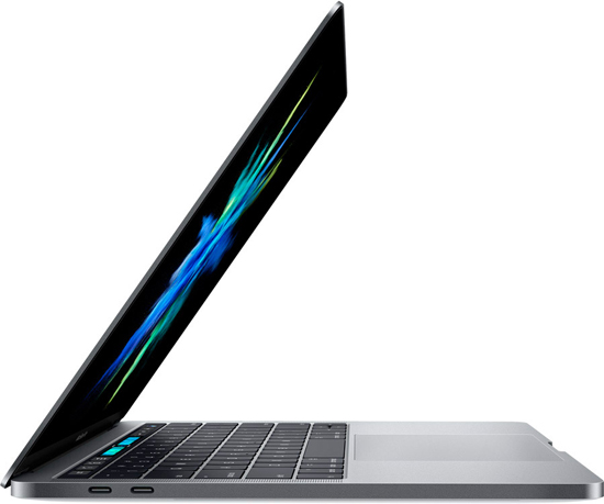 Ноутбук Apple MacBook Pro 13 Retina Space Grey (Z0UK2)