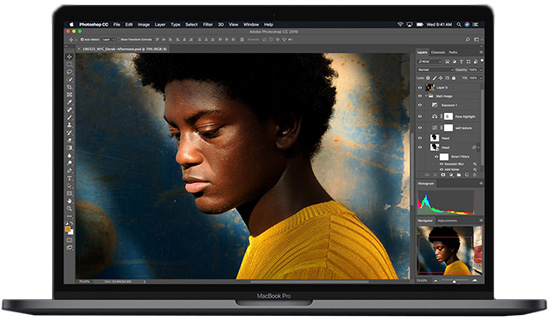Ноутбук Apple MacBook Pro 15 Space Grey 2019