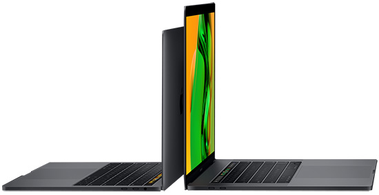 Ноутбук Apple MacBook Pro 15 Space Grey 2019 i7/16/512GB