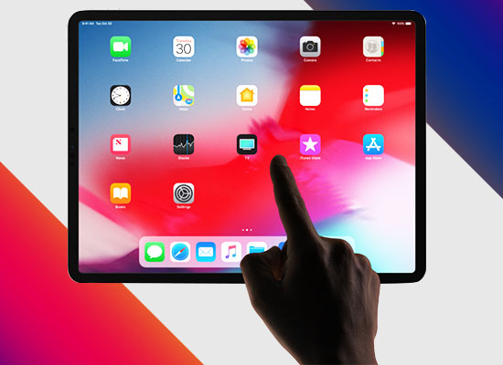 Планшет Apple iPad Pro 11 (2018) Wi-Fi + Cellular 512GB Space Gray (MU1F2)