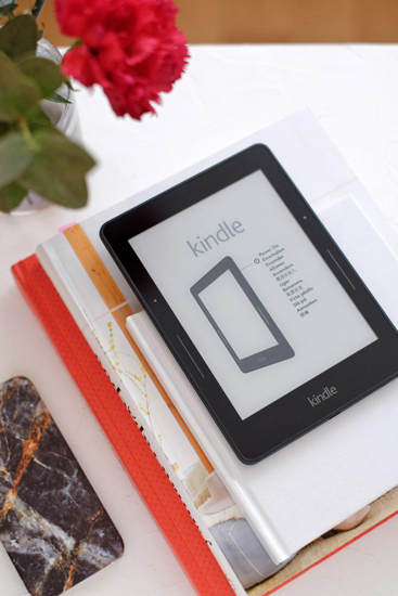 Amazon Kindle Voyage