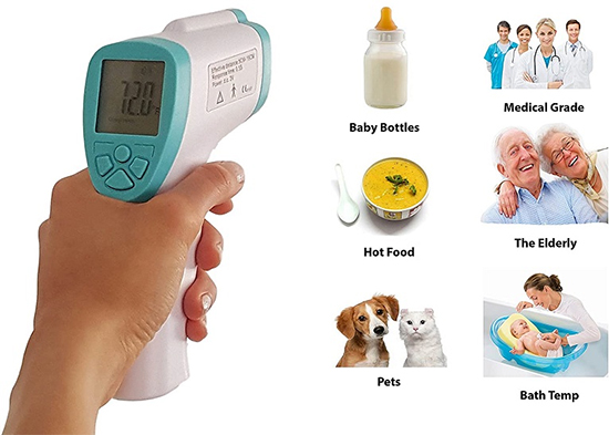 термометр ZDR-100